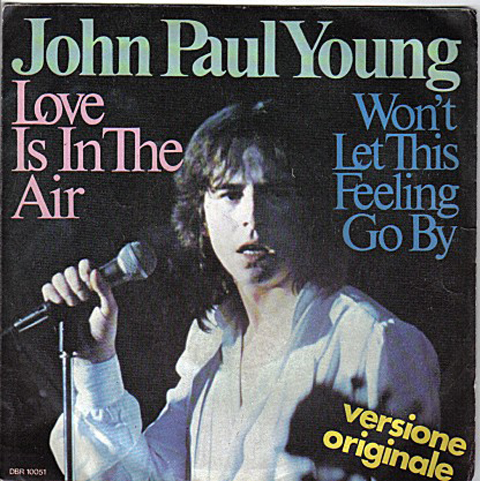 JohnPaulYoung03 John Paul Young   Love Is in the Air
