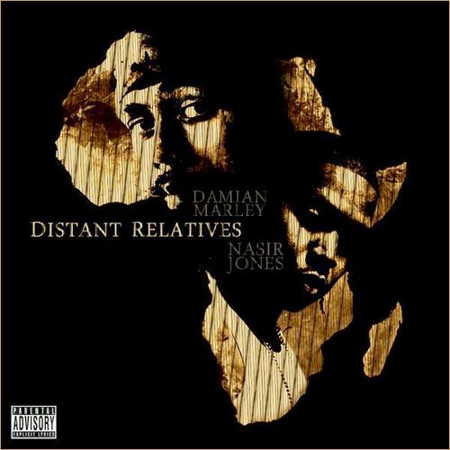 articol coperta nas damian marley Interviu Video   Nas & Damian Marley vorbesc despre turneul Distant Relatives