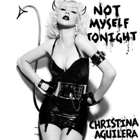 christina nmt cover Christina Aguilera   Not Myself Tonight