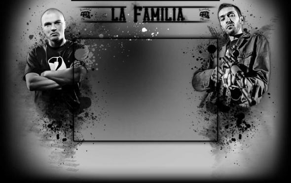 la familia 590x371 La Familia   Consecinte feat Bibanu & Cedry2k