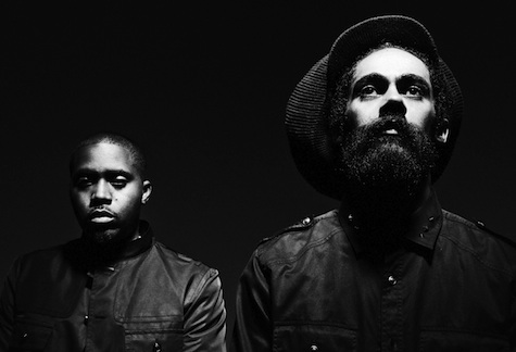 nas damian Interviu Video   Nas & Damian Marley vorbesc despre turneul Distant Relatives