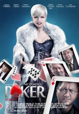 poster poker 279x400 Jojo apare goala in filmul Poker