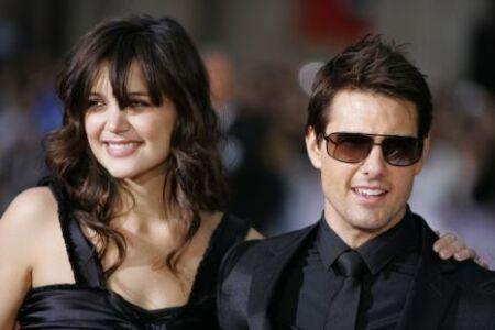 12875 0 katie holmes tom cruise weddings celebrity weddings Tom Cruise este gay?