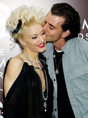 9Gwen Stefani Gavin Rossdale Gwen Stefani a fost înşelată de soţ cu Courtney Love