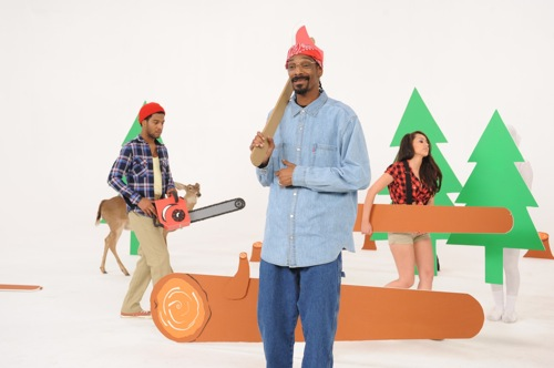 KJD 8074 Snoop Dogg & Kid Cudi – That Tree (Making of Video)