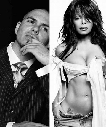 Pitbull Ft Janet Jackson Piesa noua Pitbull feat. Janet Jackson   Not My Love