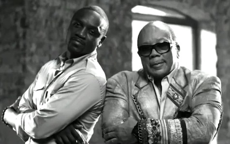 Quincy Jones & Akon - Strawberry Letter 23
