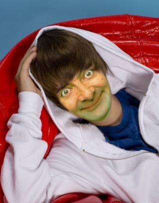 bean bieber Mr. Bean in cateva roluri destul de neasteptate: