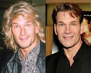 before and after13 Vedetele de la Hollywood confruntate cu pozele din tinerete