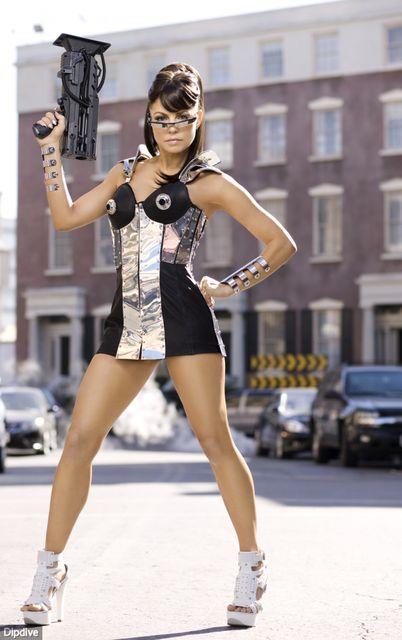 bep rockthatbody fergie Piesa noua Fergie feat. Slash – Beautiful Dangerous