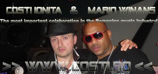 costi copy1 Costi Ionita lucreaza cu Mario Winans in studioul lui P.Diddy.