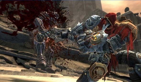 Versiunea PC de Darksiders: Wrath of War