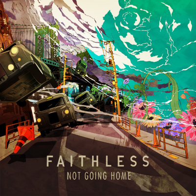 faithless Faithless – Not going home (Videoclip)