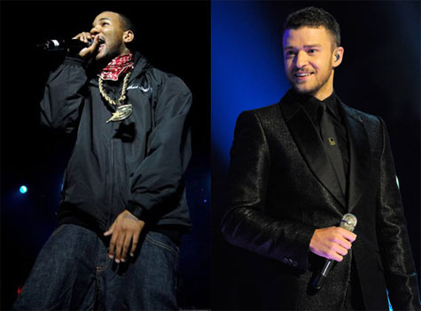 game timberlake Game feat. Justin Timberlake & Pharrell – Ain't No Doubt About It