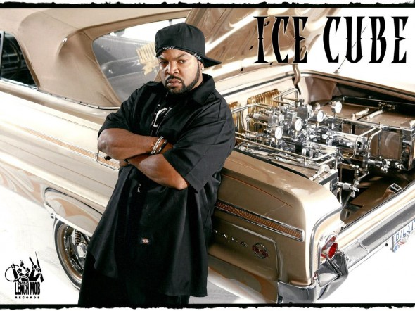 icecube 590x442 Ice Cube ar putea fi pe Detox