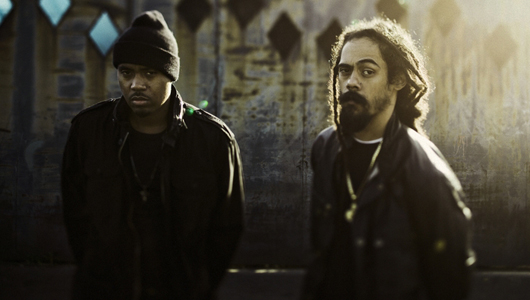 Nas & Damian Marley – Land Of Promise (feat. Dennis Brown)