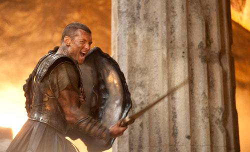sam worthington perceus Clash of the Titans   Batalia greilor
