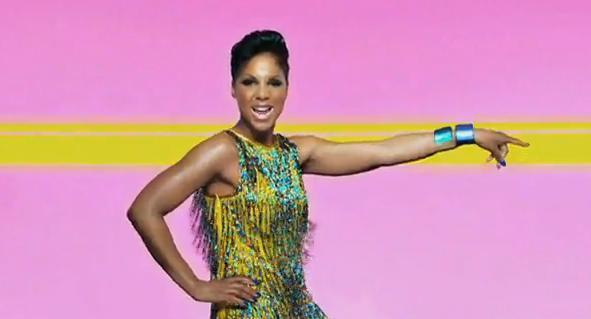 toni Toni Braxton   Make My Heart (Videoclip)