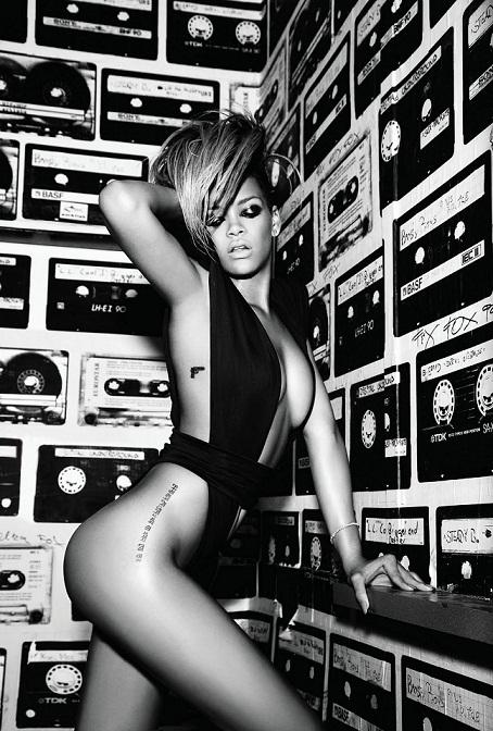 27618 rihanna rated r promos 5 122 113lo Rihanna   Then & Now