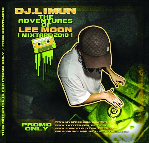 DJ Limun Preview Piesa noua Pacha Man   Imi Aduc Aminte + DJ Limun – The Adventures of Lee Moon (mixtape 2010)