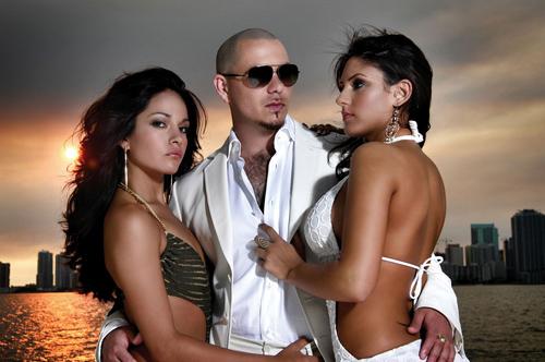 Pitbull2 Pitbull va concerta in Romania pe 3 iulie