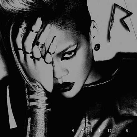 Rihanna Rated R Album Cover Rihanna   Then & Now