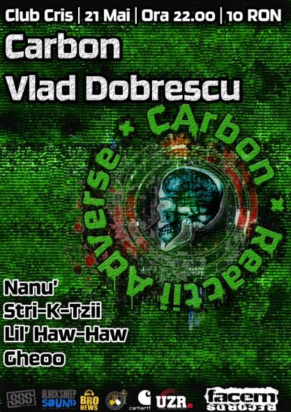 Carbon & Vlad Dobrescu @ Toplita