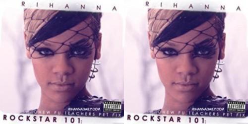 riri rock e1273923261712 Preview videoclip Rihanna   Rockstar 101