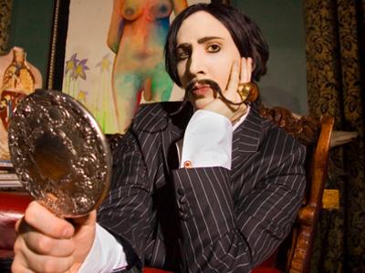 stire 5711 image Marilyn Manson debuteaza ca regizor