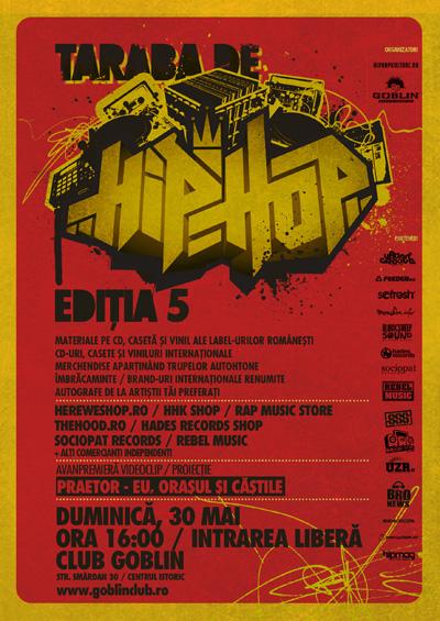 Taraba de Hip Hop editia 5