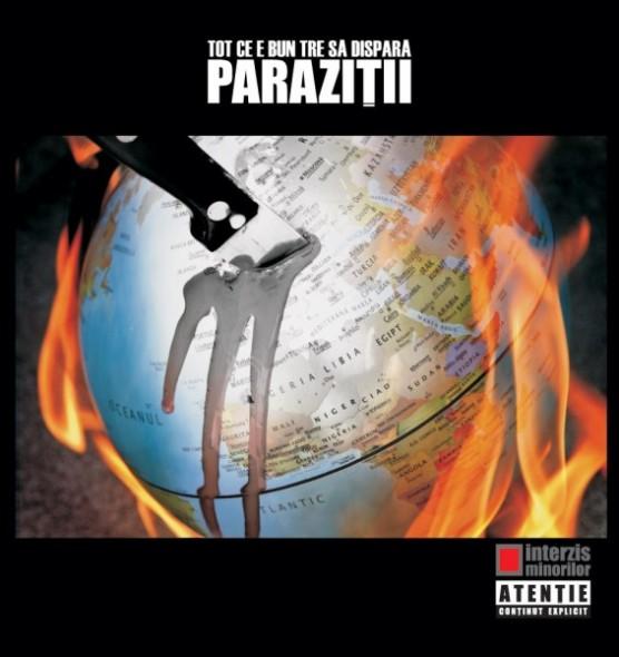 Parazitii 556x590 Teaser: Parazitii   Arde (feat. Cainele)   [Update]