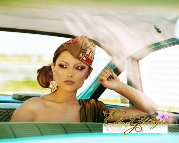 elena gheorghe disco romancing1 590x471 Elena Gheorghe   Disco Romancing