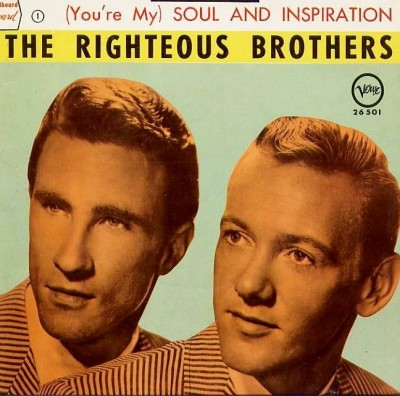 RighteousBrothers e1278854456315 400x396 The Righteous Brothers   Unchained Melody