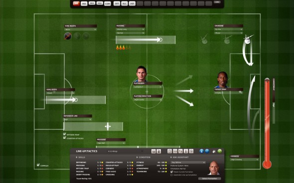 fifamanager11 008 590x368 Electronic Arts anunta FIFA MANAGER 11