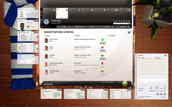 fifamanager11 009 590x368 Electronic Arts anunta FIFA MANAGER 11