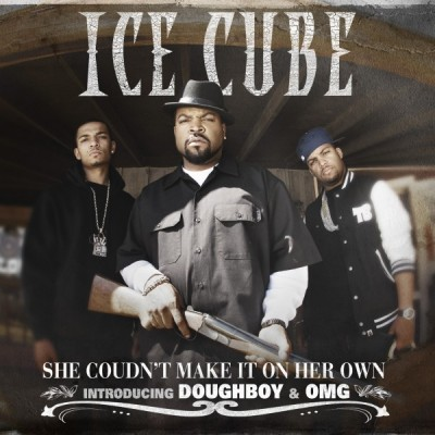 ice cube she couldnt 400x400 Ice Cube   She Couldn't Make It On Her Own