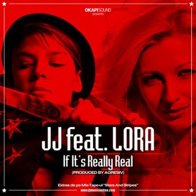 J feat. Lora – If It's Really Real www.vedetepenet.ro
