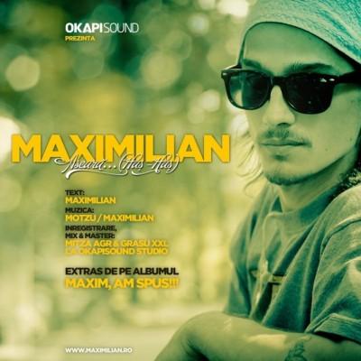 Coperta single Maximilian Aseara... Has Has 768x768 400x400 Maximilian   Aseară… (Has has)