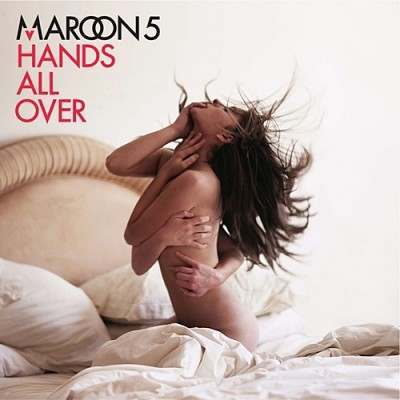 Maroon 5 Hands All Over 400x400  Maroon 5 – Give a little more (Videoclip)