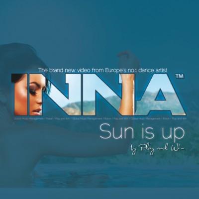 Inna - Sun is up (Teaser videoclip)