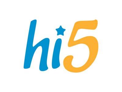 hi5logo Hi5 anunta lansarea unei noi platforme pentru social gaming