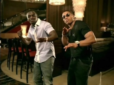 nelly akon 400x297 Nelly feat. T Pain & Akon   Move That Body (Videoclip)