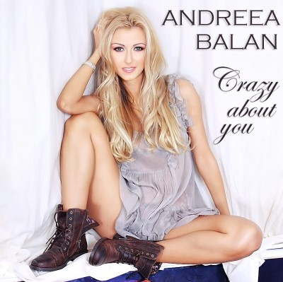 Andreea Balan Crazy about you 400x399 Andreea Balan   Crazy About You (Teaser Single Nou)