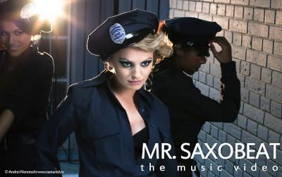 Alexandra Stan - Mr. Saxobeat (Videoclip)