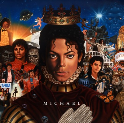 large album 0 400x397 Michael Jackson   Breaking News (Single Oficial)