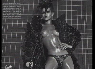 rihanna25 400x290 Rihanna s a jurat ca nu va poza niciodata in Playboy