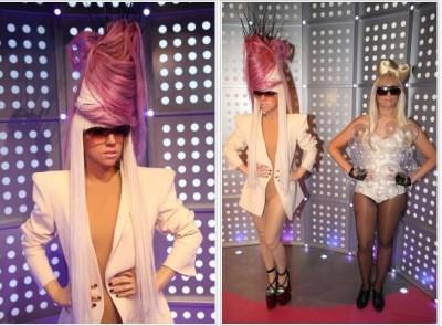 Amsterdam 400x295 Lady Gaga are opt statui de ceara