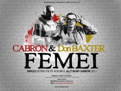 Cabron Don Baxter Femei 520x390 400x300 Cabron & Don Baxter   Femei (Single nou)