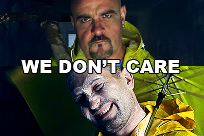 Mark One feat Cheloo - We Don't Care (Videoclip)