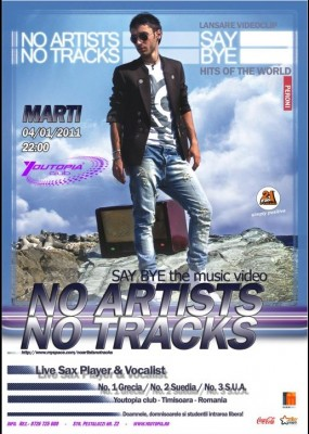 No Artists No Tracks www.vedetepenet.ro